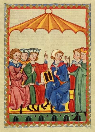 Kleidung Im Mittelalter Leben Im Mittelalter
