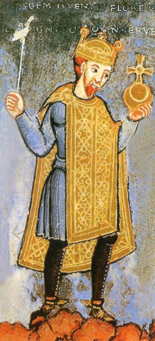Der Salier Heinrich III., Kaiser des Heiligen Römischen Reichs