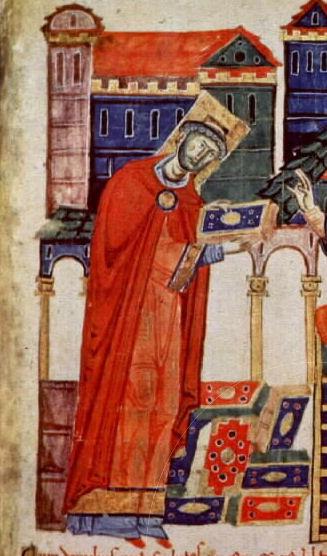 Papst Victor III. (Kirchenoberhaupt von 1086 bis 1087)