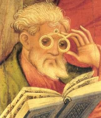 Conrad von Soest's Brillenapostel