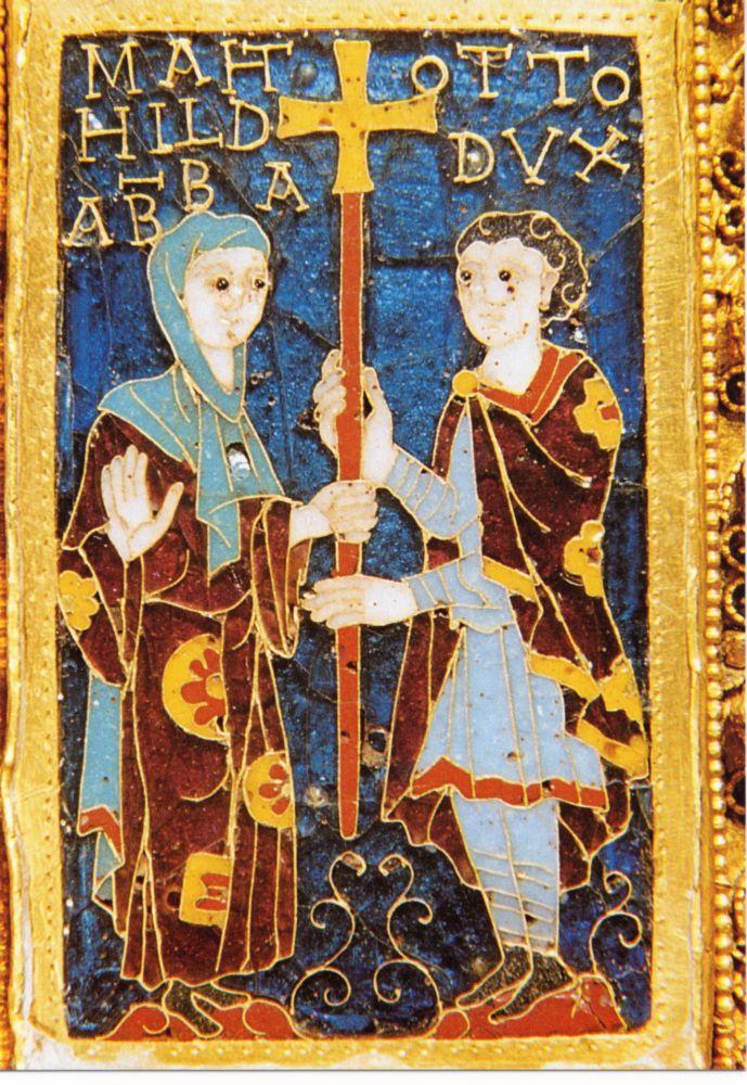Otto-Mathilde-Kreuz (10. Jahrhundert)